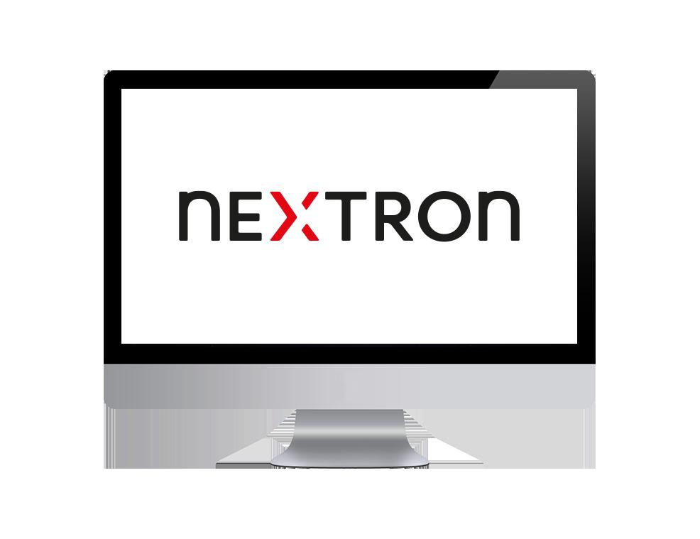 Nextron Slider Logo